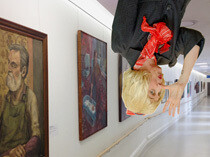 Free Tours of Lismore Regional Gallery Permanent Collection with Peggy Popart