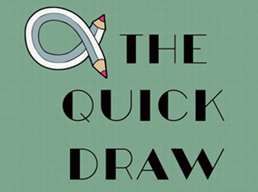 The Quick Draw Club Online<br>with Joanna Kambourian