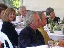 A friends' event <br/>conversation & morning tea with Pam Tippett